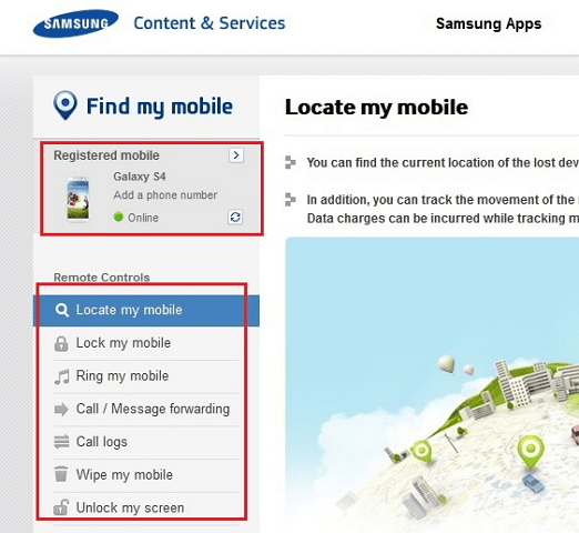 How to Track A Samsung Phone Remotely