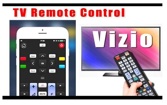 TV Remote for Vizio tv